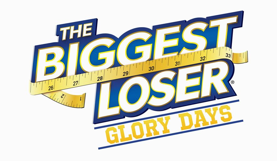 "THE BIGGEST LOSER -- Pictured: ""The Biggest Loser: Glory Days"" Logo -- (Photo by: NBCUniversal)"