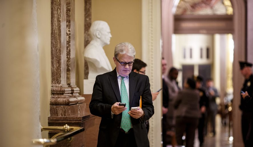 Former Sen. Tom Coburn (Associated Press)