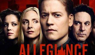 Image: Twitter, NBC Allegiance