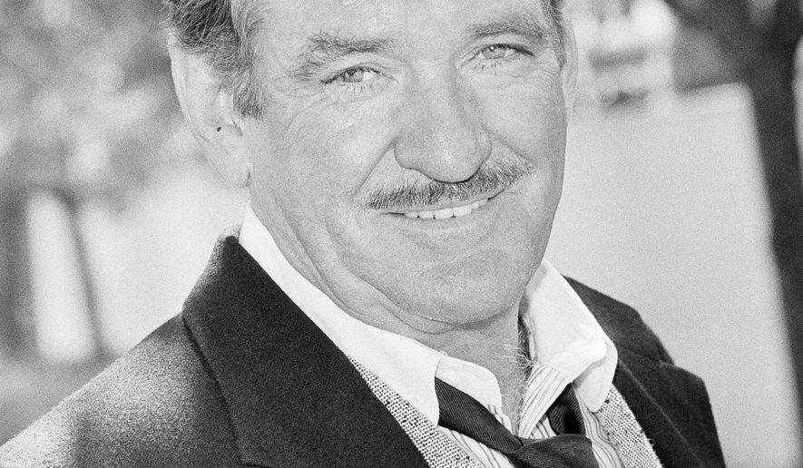 "FILE - In this Nov. 11, 1986 file photo, actor Rod Taylor returns to television CBS series, ""The Outlaws,"" in Calif. Taylor, the suave Australian actor whose brawny good looks made him a leading man for films ranging from thrillers to Westerns, has died at age 84. The actor's daughter, Felicia Taylor, told the Los Angeles Times he died Wednesday, Jan. 7, 2015, in Los Angeles.  (AP Photo/Reed Saxon, File)"