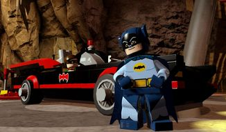 Batman from the 1966 television show even stops by to fight crime in the video game Lego Batman 3: Beyond Gotham.