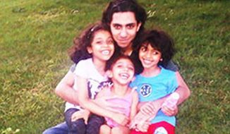 Raif Badawi (Image: Amnesty International)