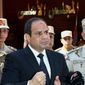 """We need to revolutionize our religion,"" Egyptian President Abdel-Fattah el-Sissi said in a startling speech. (Associated Press)"