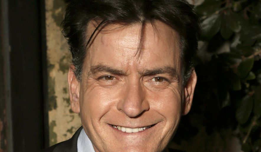 "FILE - This June 26, 2012 file photo shows actor Charlie Sheen attending the FX Summer Comedies Party at Lure in Los Angeles. Sheen left ""Two and a Half Men"" amid great drama. Whether he'll return for the show's last episode is a mystery. CBS entertainment chief Nina Tassler ducked the question when pressed at a meeting Monday, Jan. 12, 2015, of the Television Critics Association.  (Photo by Todd Williamson/Invision/AP, File)"