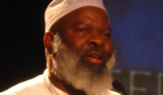 "Imam Siraj Wahhaj, an unindicted co-conspirator in the 1993 World Trade Center bombing, is a featured speaker at the ""Stand With the Prophet in Honor and Respect"" conference this weekend in Garland, Texas. (Wikipedia)"