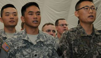 Image: Facebook, U.S. Army, 2nd Infantry Division
