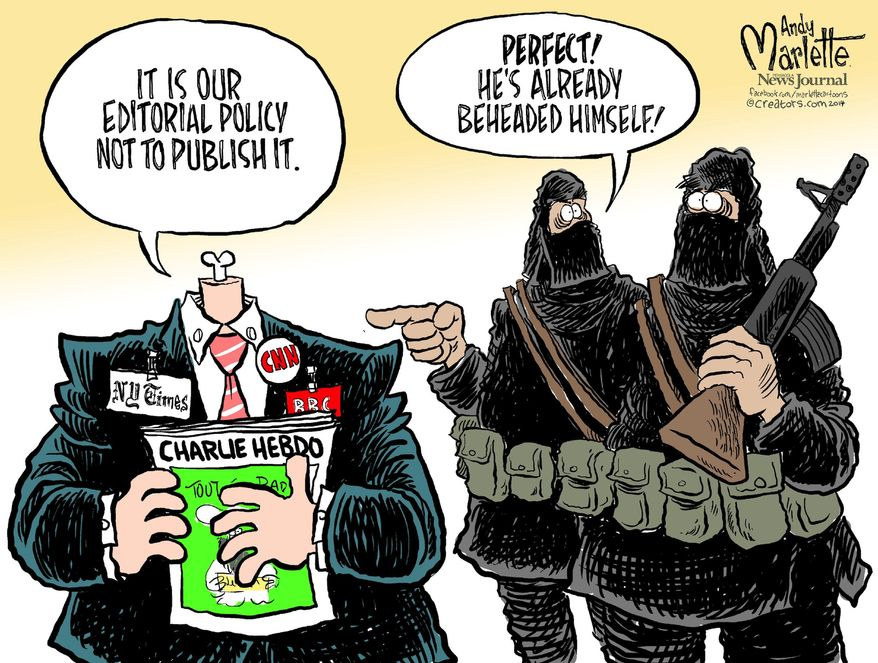 Illustration by Andy Marlette for Creators Syndicate