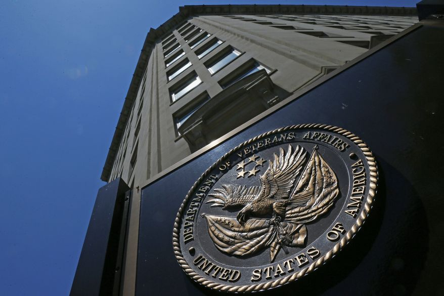 The VA has been under pressure to improve services after an internal investigation found that offices throughout the country were ensnared in bureaucratic red tape and kept secret waiting lists that prevented veterans from receiving timely care. (Associated Press)