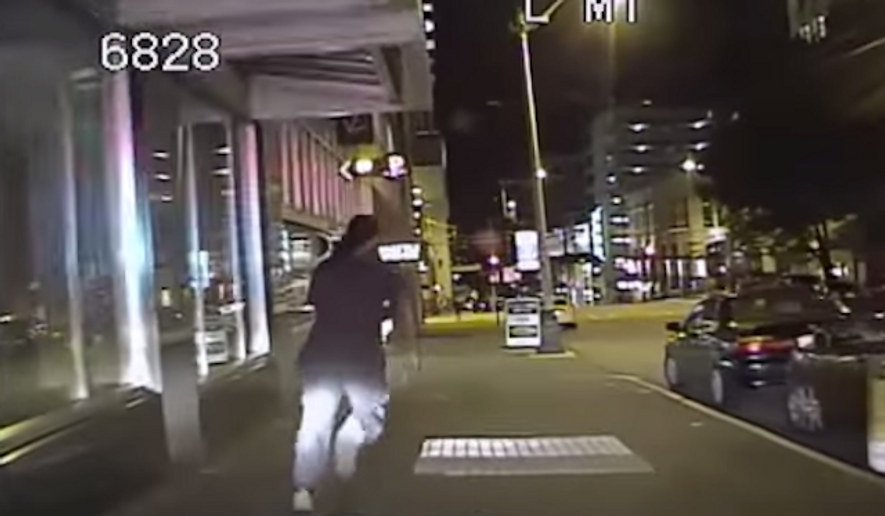 """Police union officials plan to fight against the 15-day suspension of a Seattle Officer Jennifer Hunt, who was accused of using racially charged language when she called a black suspect """"boy"""" during a chase downtown. (KIRO)"""