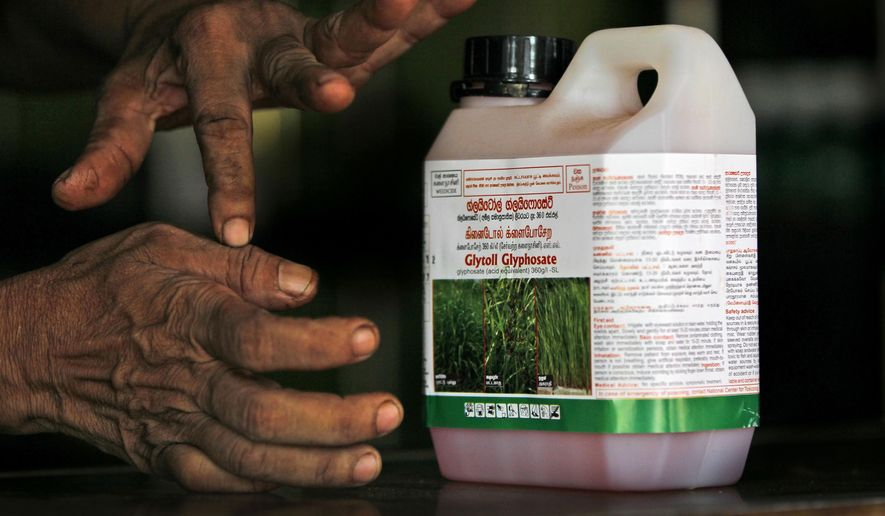 epa s glyphosate report favorable to herbicide disappears