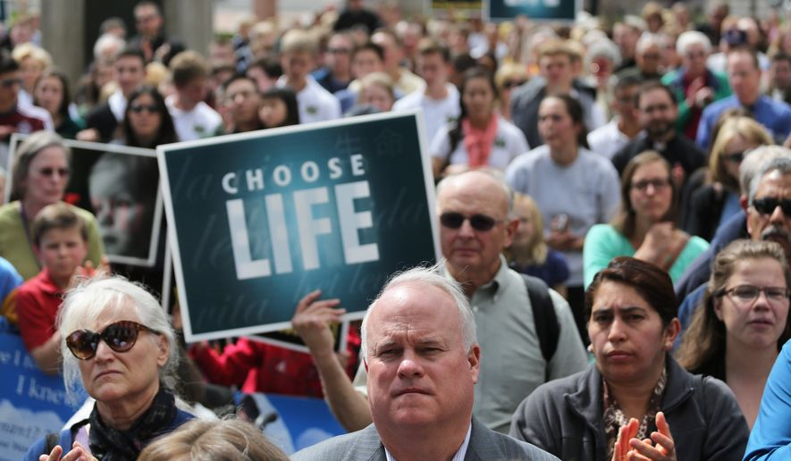 "Legislation banning the ""dismemberment"" of a fetus is being pitched as a game changer because it could outlaw an entire type of abortion procedure, pro-life activists said. (Associated Press)"