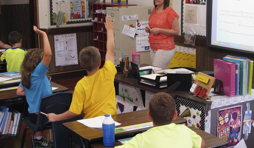 The Wisconsin State Journal reported that the department is seeking more than $36 million to administer tests aligned to Common Core State Standards over the next two school years. That's $7.2 million more than what is already appropriated through 2017. (Associated Press)