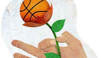 Community Outreach through Athletics Illustration by Greg Groesch/The Washington Times