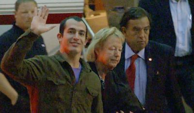 Republicans invited to the House chamber Marine Sgt. Andrew Tahmooressi, who was released last fall after more than 200 days in a Mexican prison, and Cuban dissidents who denounced President Obama's warmer ties to the communist-ruled island.