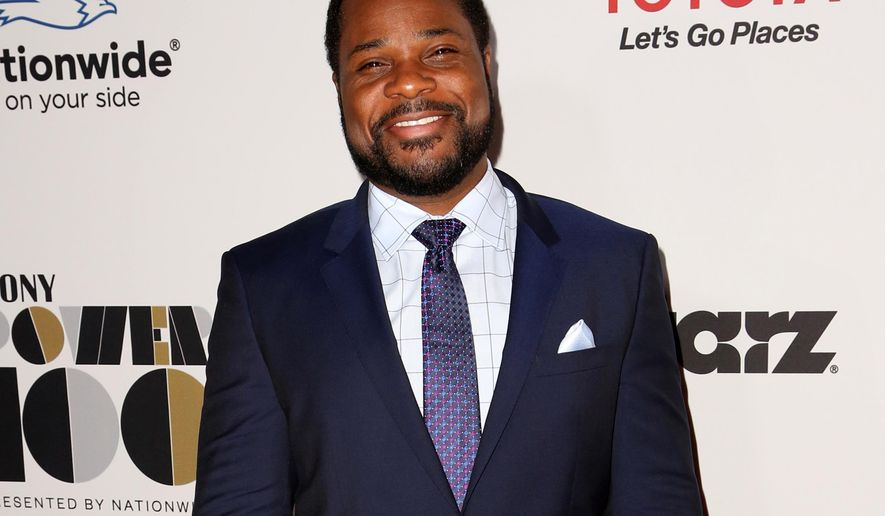 "FILE - In this Nov. 19, 2014 file photo, actor Malcolm-Jamal Warner attends the 2014 Ebony Power 100 Gala at The Avalon Hollywood in Los Angeles. Warner says it's difficult to see Bill Cosby face allegations of sexual assault. Warner, who played Cosby's son Theo in the hit 1980s sitcom ""The Cosby Show,"" told Billboard magazine that the comedian has been an important mentor and friend to him.  (Photo by Brian Dowling/Invision/AP, File)"