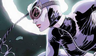 Catwoman (Courtesy DC Comics)