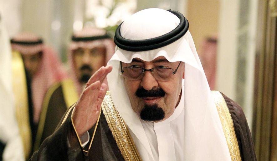 S ROB SOBHANI Why Saudi King Abdullah Mattered