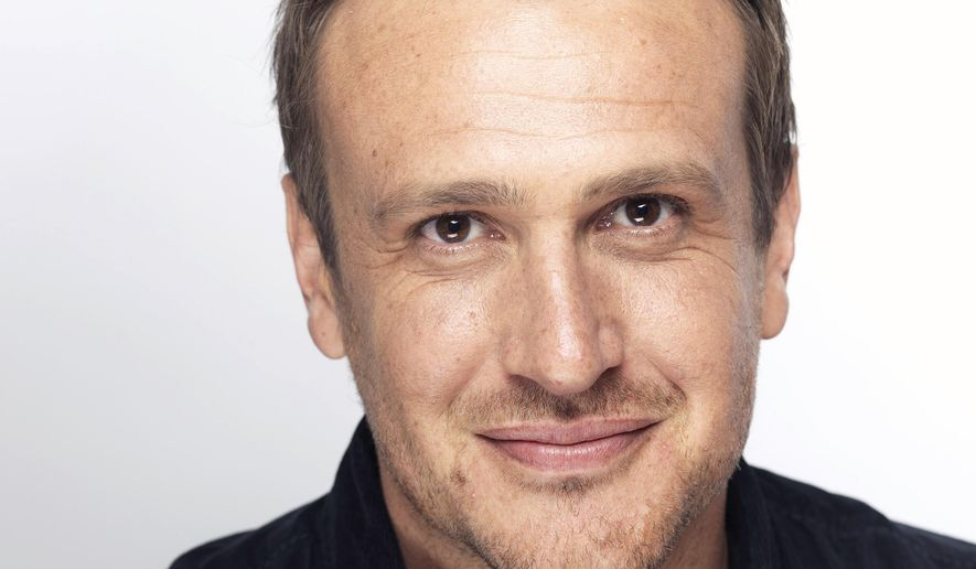 """Jason Segel poses for a portrait to promote the film, """"The End of the Tour"""", at the Eddie Bauer Adventure House during the Sundance Film Festival on Friday, Jan. 23, 2015, in Park City, Utah. (Photo by Victoria Will/Invision/AP)"""
