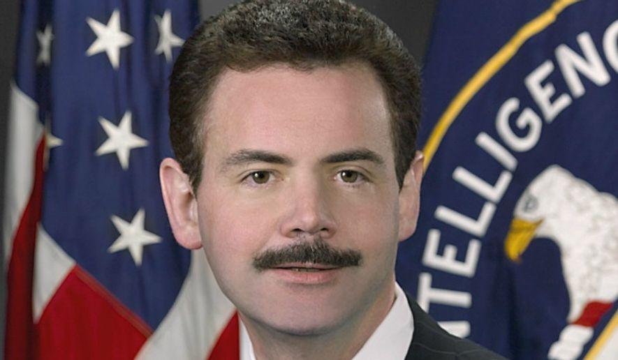 Mark Mansfield. (Image: CIA)