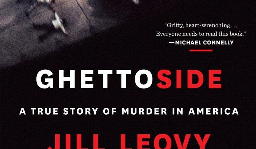 "This book cover image released by Spiegel & Grau shows ""Ghettoside: A True Story of Murder in America,"" by Jill Leovy. (AP Photo/Spiegel & Grau)"