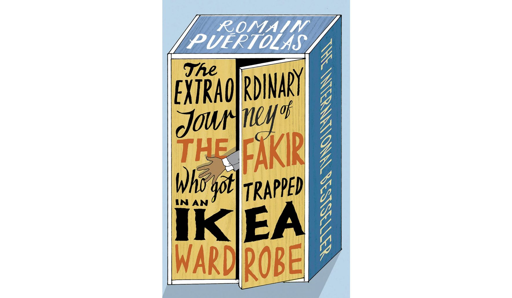 BOOK REVIEW: 'The Extraordinary Journey of the Fakir Who got