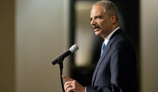 Attorney General Eric Holder. (AP Photo/David Goldman, File)