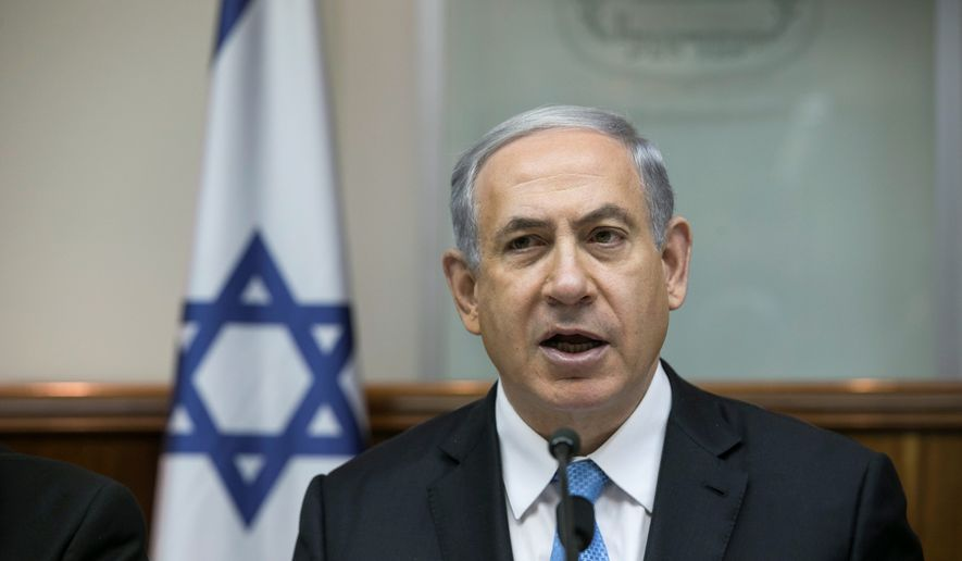 Israeli Prime Minister Benjamin Netanyahu says he will go anywhere he is invited to speak about the country's stance regarding Iran's nuclear program. Republican leaders in Congress incensed the White House by asking Mr. Netanyahu to address a joint session and the American people. (Associated Press Photographs)