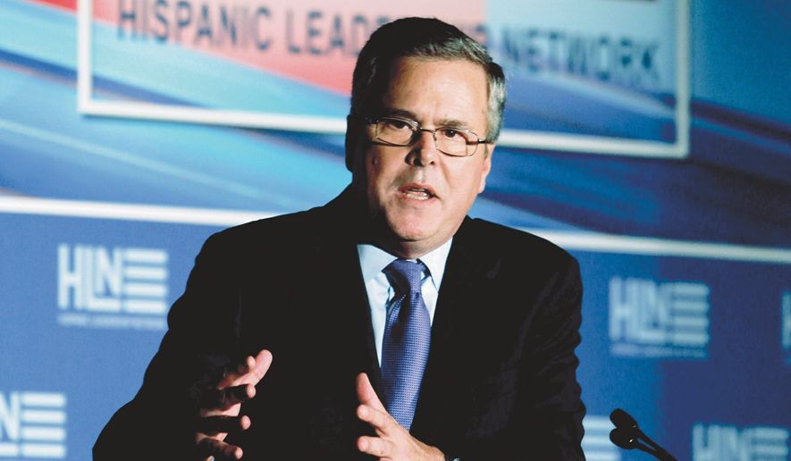 A Boston Globe article about former Florida Gov. Jeb Bush, that in part details his high school days, has spun off raucous headlines from other news organizations which frame him as a troubled, pot-smoking bully during his time at Phillips Academy. (Associated Press)