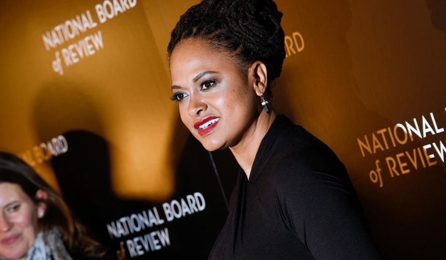 "FILE - In this Jan. 6, 2015 file photo, Ava DuVernay, director of ""Selma,"" attends the National Board of Review awards gala in New York.  DuVernay and Oprah Winfrey are creating a drama series for Winfrey's TV channel. The project is inspired by the Natalie Baszile novel ""Queen Sugar,"" the OWN channel said Monday, Feb. 2. Winfrey will serve as executive producer and will play a recurring role _ the first time she's acted in a series for OWN, the network said. (Photo by Evan Agostini/Invision/AP, File)"