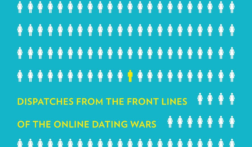 "This book cover image released by Skyhorse Publishing shows ""500 Dates: Dispatches from the Front Lines of the Online Dating Wars,"" by Mark Miller. (AP Photo/Skyhorse Publishing)"
