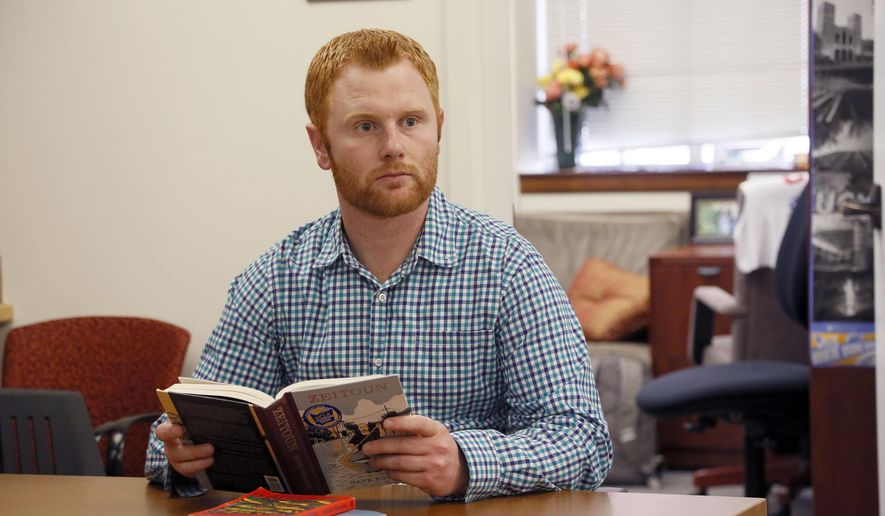 The discipline of a private loan market may encourage more students to gear their academic choices toward marketable skills. (Associated Press/File)