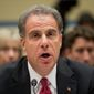Michael Horowitz, the Justice Department watchdog who chairs the Council of the Inspectors General on Integrity and Efficiency, said a good nominee should not be a partisan choice. (Associated Press/File)