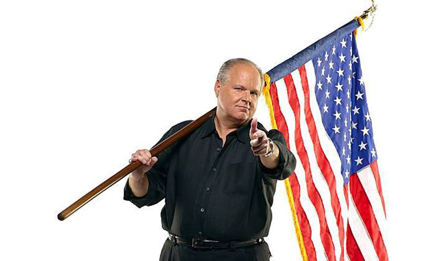 Rush Limbaugh calls the Democratic Party and the media a 'big hate group now.""