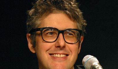 Ira Glass. By Brighterorange (Taken by user (Tom Murphy VII).) CC-BY-SA-3.0  or CC BY 2.5, via Wikimedia Commons