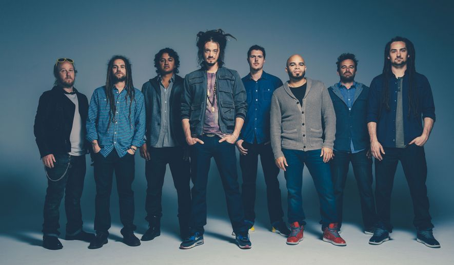 "Soja's album ""Amid the Noise and Haste"" is up for best reggae album at the Grammy Awards this weekend. Rolling Stone raved that the record ""will likely win friends, influence people, and make this country a better place. It's hip!"""