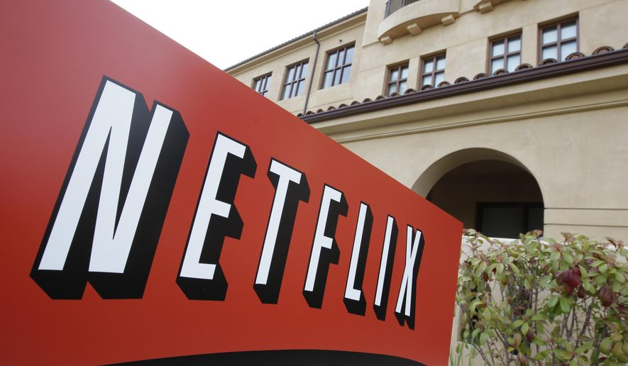 FILE - This March 20, 2012 file photo shows Netfilx headquarters in Los Gatos, Calif. Netflix on Monday, Feb. 9, 2015 announced it is launching its movie and TV show streaming service in Cuba as Internet access in the country improves and credit and debit cards become more widely available. (AP Photo/Paul Sakuma, File)