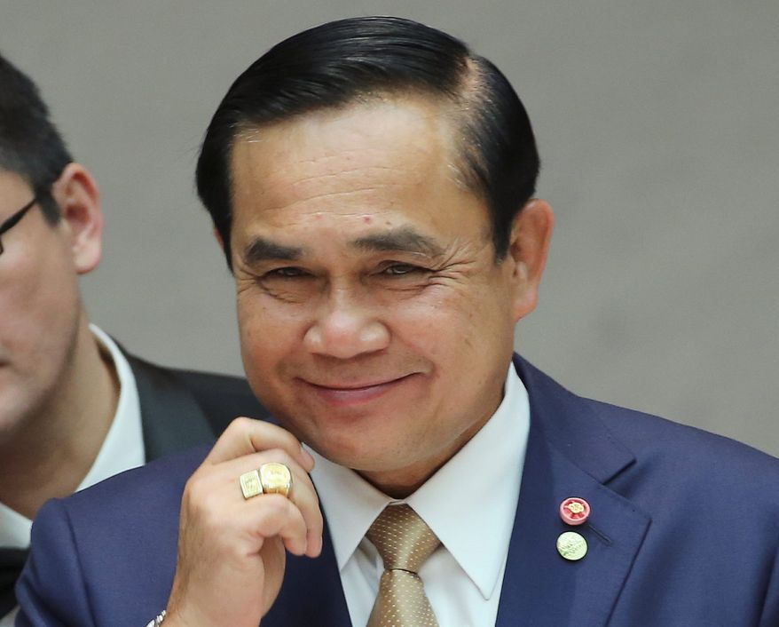President Obama's lack of support for this year's Cobra Gold exercises can be traced to Prime Minister Prayuth Chan-ocha's bloodless takeover last year. (Associated Press)