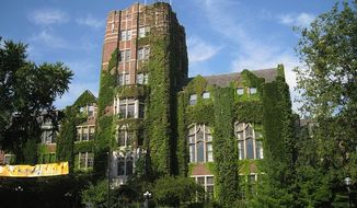 The University of Michigan. (Wikipedia)