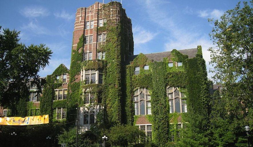 The University of Michigan. (Wikipedia)