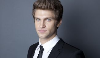 Keegan Allen poses for a portrait in New York, Jan. 2, 2013. (Photo by Amy Sussman/Invision/AP) ** FILE **