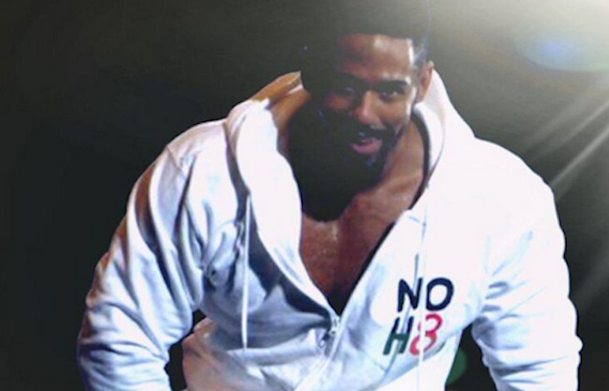 "Professional wrestler Darren Young tweeted criticism of the WWE's upcoming tour stops in Abu Dhabi, declaring ""the struggle is real"" to be openly gay in entertainment sports (Twitter/@DarrenYoungWWE)"