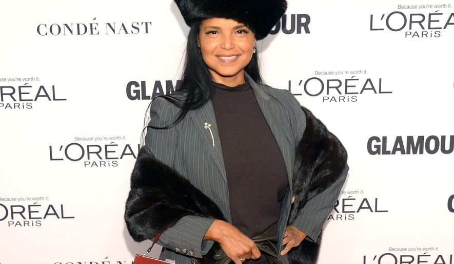 "FILE - In this Nov. 10, 2014 file photo, actress Victoria Rowell arrives at the 2014 Glamour Women of the Year Awards at Carnegie Hall in New York. Rowell has sued CBS and producers, saying they have kept her off a television show as retaliation for advocating the casting of more black people on soap operas. The 55-year-old Rowell is best known as a star of ""The Young and the Restless"" for 17 years.  (Photo by Evan Agostini/Invision/AP, File)"