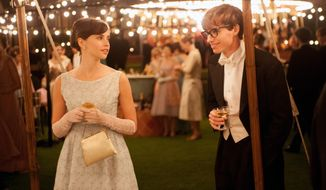 The Theory of Everything, now available in Blu-ray, stars  Eddie Redmayne and Felicity Jones.