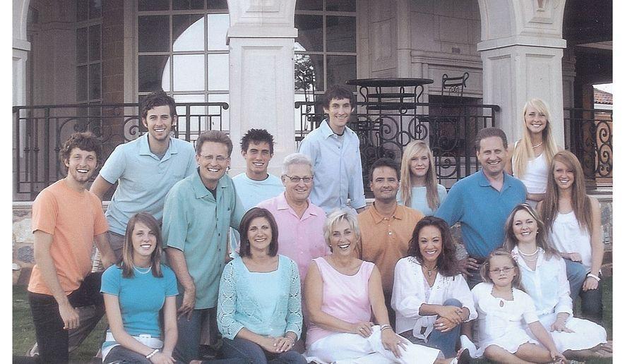 Hobby Lobby's Green Family  (PRNewsFoto/Hobby Lobby Stores Inc.)