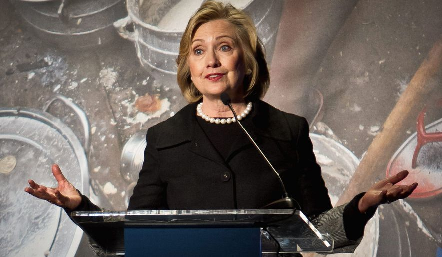One columnist asks the pivotal question about a public figure with much history: Is Hillary Clinton too boring to be president? (Associated Press)