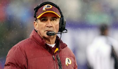 Associated Press Former Redskins coach Mike Shanahan