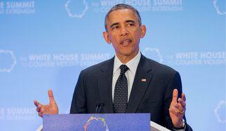 President Obama. (Associated Press)