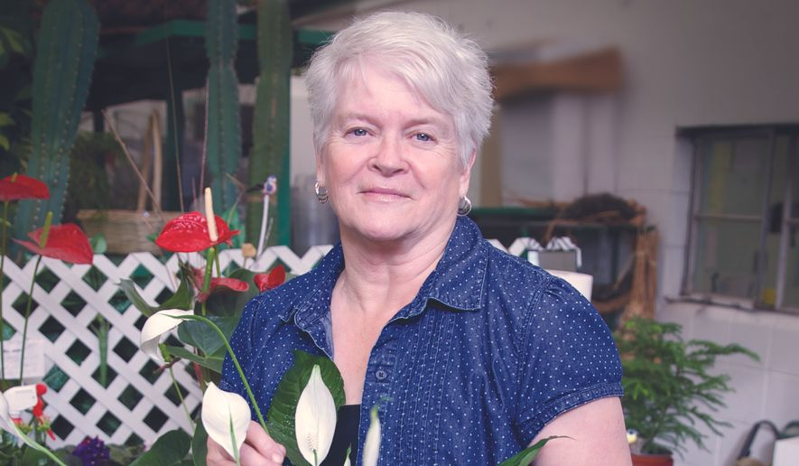 Washington floral artist Barronelle Stutzman on Friday sent a letter to Attorney General Bob Ferguson to decline the settlement offer he made to her on Thursday through a news release he sent to the media. (Handout photo) **FILE**