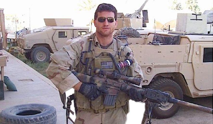 Former Navy Seal Sniper Scott Taylor S New Book Trust