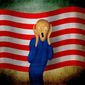 The Scream Protecting Obama Illustration by Greg Groesch/The Washington Times